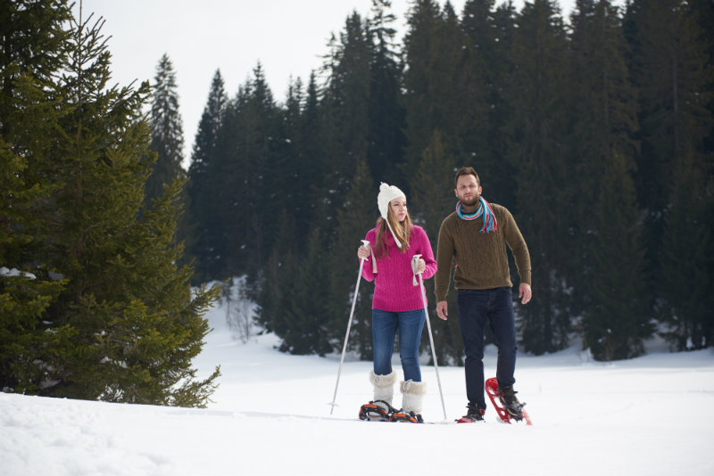 Finding the Right Snowshoe Boots