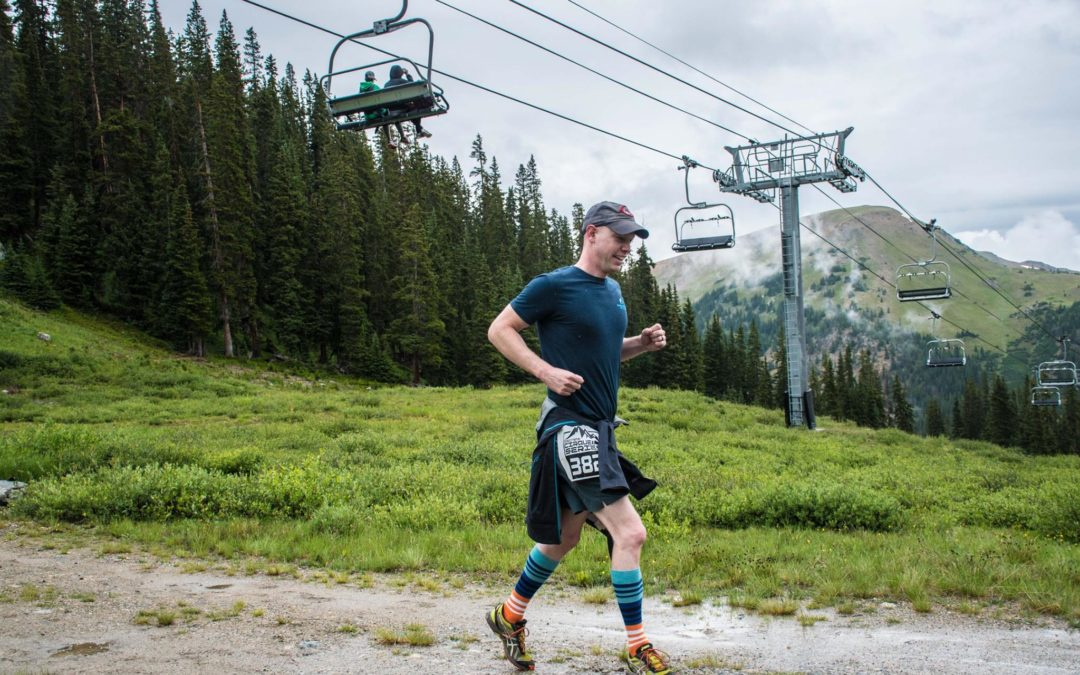 Cirque Series Race at Arapahoe Basin